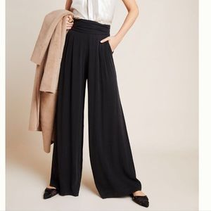 NWT Anthropologie The odells wide leg pants